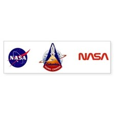STS-1 Columbia Bumper Sticker