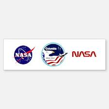 Columbia STS-2 Bumper Bumper Sticker