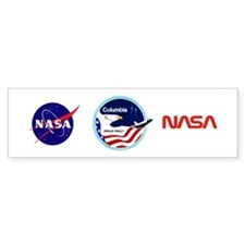 Columbia STS-2 Bumper Sticker