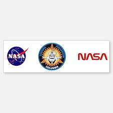 STS-3 Columbia Bumper Bumper Sticker
