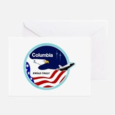 Columbia STS-2 Greeting Cards (Pk of 10)