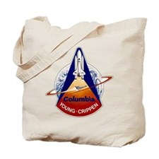 STS-1 Columbia Tote Bag