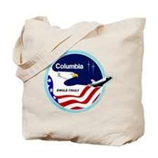 Columbia STS-2 Tote Bag