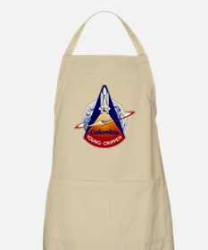 STS-1 Columbia Apron