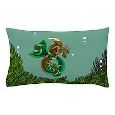 Ocean Goat Pillow Case