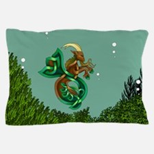Ocean Goat Pillow Case