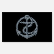 Anchor 2b Sticker (Rectangle)