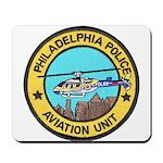 Philadelpia PD Air Ops Mousepad
