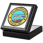 Philadelpia PD Air Ops Keepsake Box