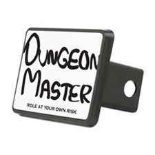 Dungeon Master - Role At Your Own Risk Hitch Cover