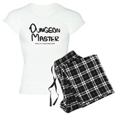 Dungeon Master - Role At Your Own Risk Pajamas