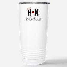 Registered Nurse Mug Travel Mug