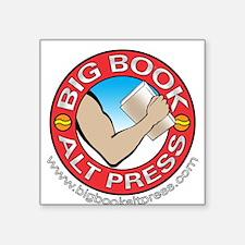 Big Book Alt Press Logo Sticker