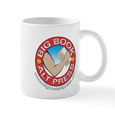 Big Book Alt Press Logo Mug