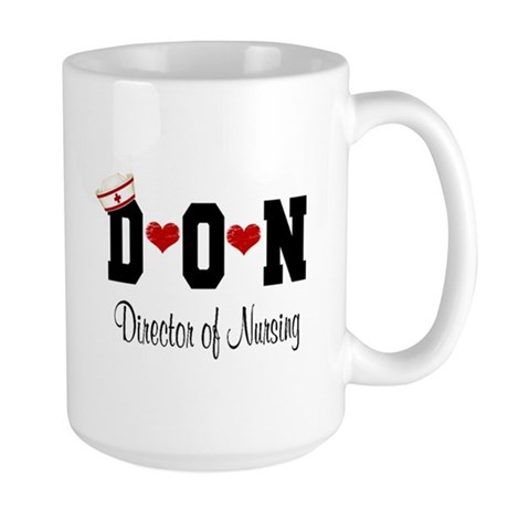 Director of Nursing Mug