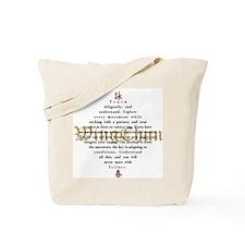Kuet Training Tote Bag
