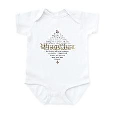 Kuet Training Infant Bodysuit