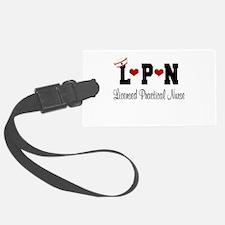 LPN Nurse Luggage Tag