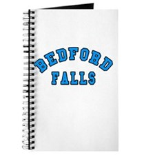 Bedford Falls Blue Journal