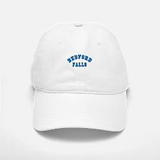 Bedford Falls Blue Baseball Baseball Cap