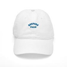 Bedford Falls Blue Baseball Cap
