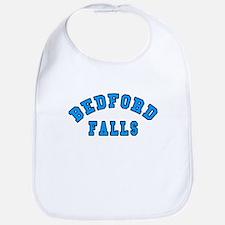 Bedford Falls Blue Bib
