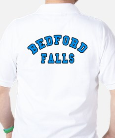 Bedford Falls Blue T-Shirt
