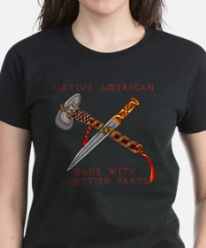 Native American/Scots T-Shirt