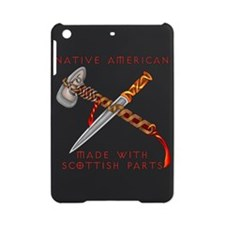 Native American/Scots iPad Mini Case