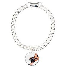 Naptime Alone Dachshund Bracelet