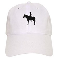Canadian Mountie Silhouette Hat