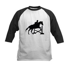 Horse Jumping Silhouette Tee