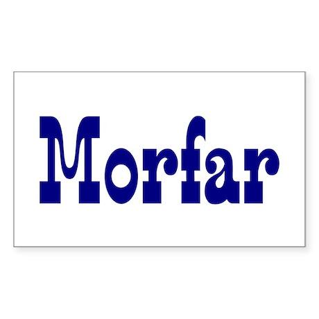 Morfar Vinyl Sticker