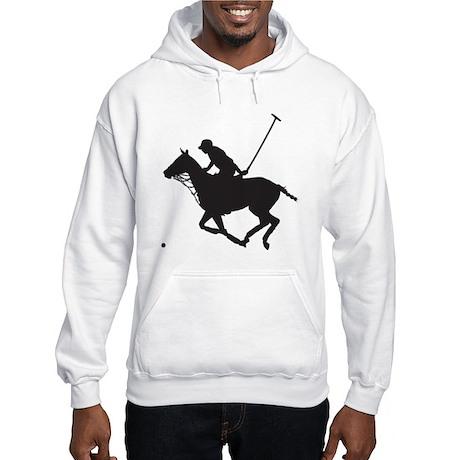 Polo Pony Silhouette Hooded Sweatshirt