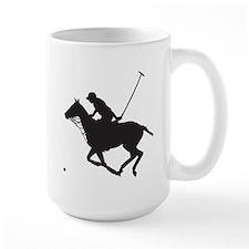 Polo Pony Silhouette Mug