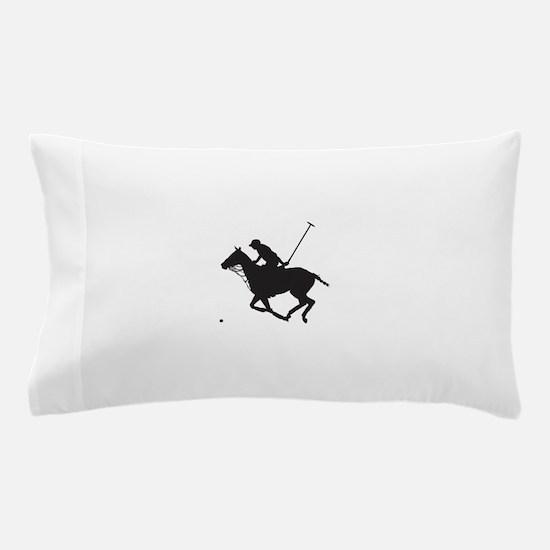 Polo Pony Silhouette Pillow Case