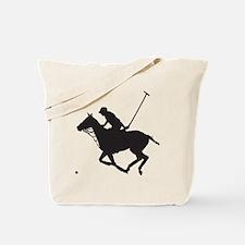 Polo Pony Silhouette Tote Bag