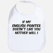 If my English Pointer Bib