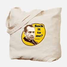 Sock it to me... Tote Bag