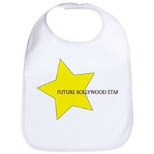 Future Bollywood Star Bib
