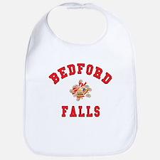 Bedford Falls w Christmas Bells Bib