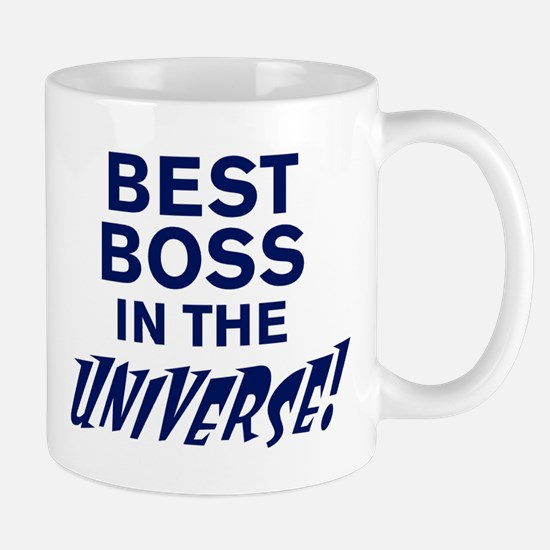 BEST BOSS IN THE UNIVERSE! Mug