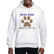 Just A Dog Gordon Setter Jumper Hoody