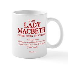 Lady Macbeth (red) Mug