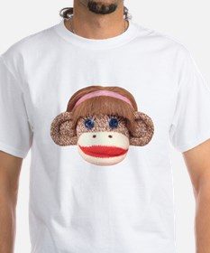 Sock Monkey Cherry Shirt