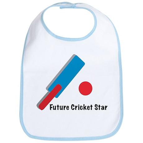 Future Cricket Star Bib