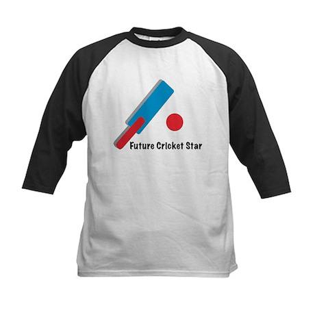 Future Cricket Star Kids Baseball Jersey