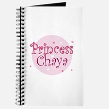 Chaya Journal
