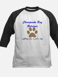 Just A Dog Chesapeake Bay Retriever Baseball Jerse