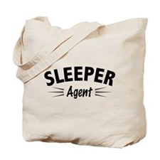 Sleeper Agent Tote Bag
